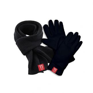 Sjaal & handschoenen