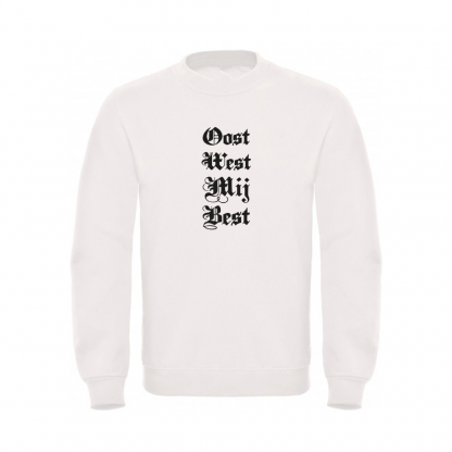 Oost West Sweater – Boomerang