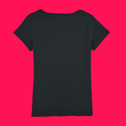 T shirt Geef Chips Vrouw – Kakhiel