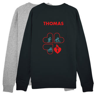 Trihartlon Custom Sweaters